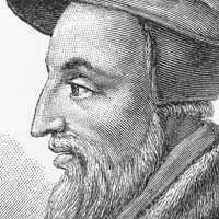 john calvin research paper
