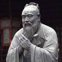 teachings of confucius essay Introduction the life of the chinese sage, confucius & the main ideas of confucianism confucianism is an ethical and philosophical system based upon the teachings of the chinese sage, confucius.